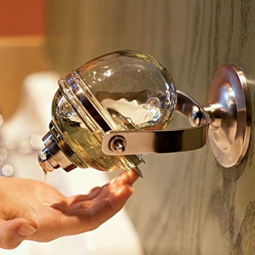First Hand Soap Dispenser The Green Head