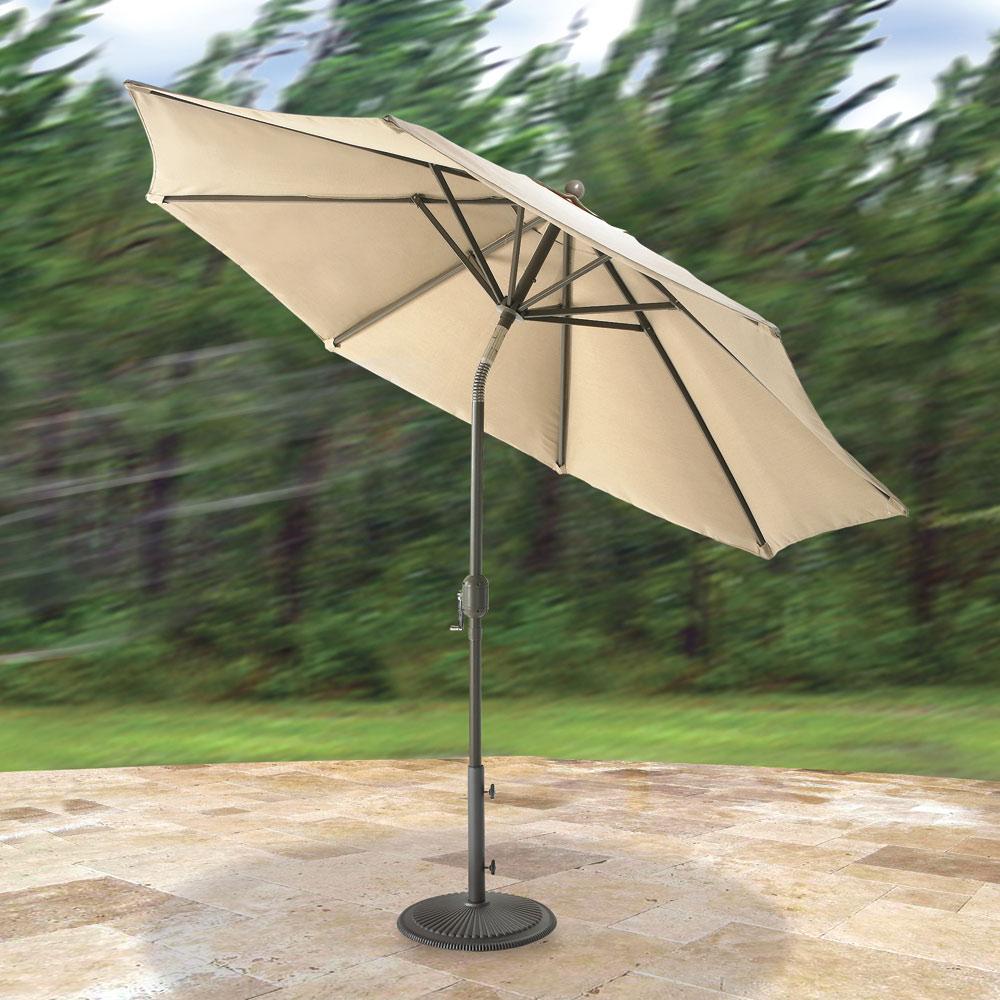 Flexx Wind Adapting Market Umbrella The Green Head