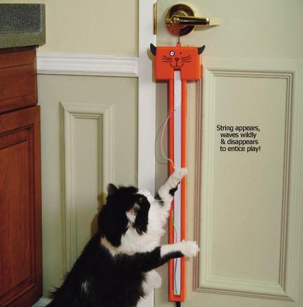 Fling Ama String Motorized Cat Toy
