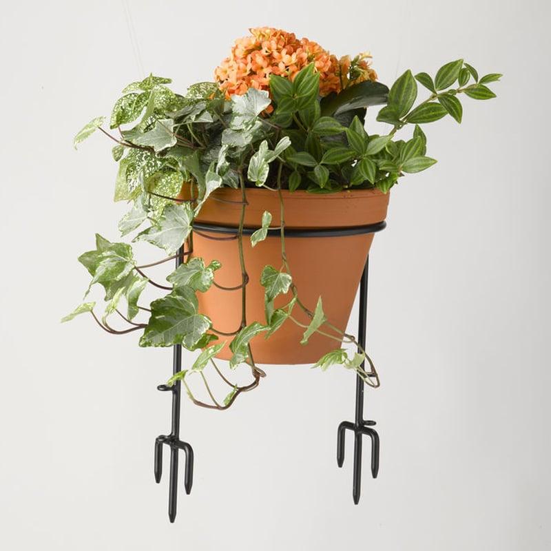 Flower Pot Holder Garden Edging