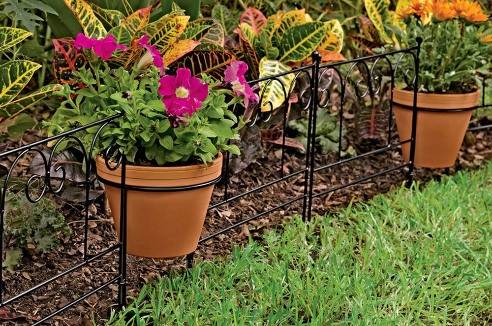 Cool Flower Garden Border Ideas