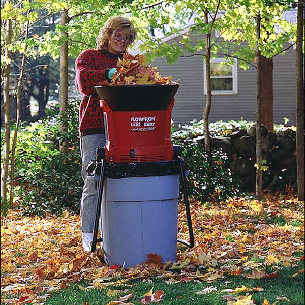 Electric Leaf Mulcher Shredder