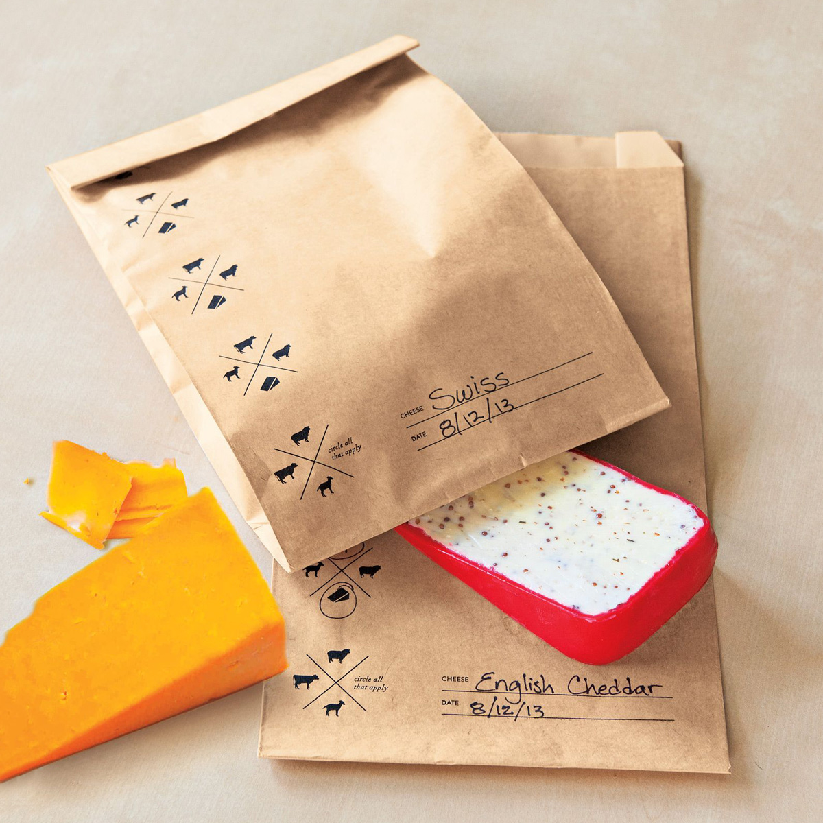 Gear Cheese Storage Wraps Formaticum Cheese Bags Atkgear