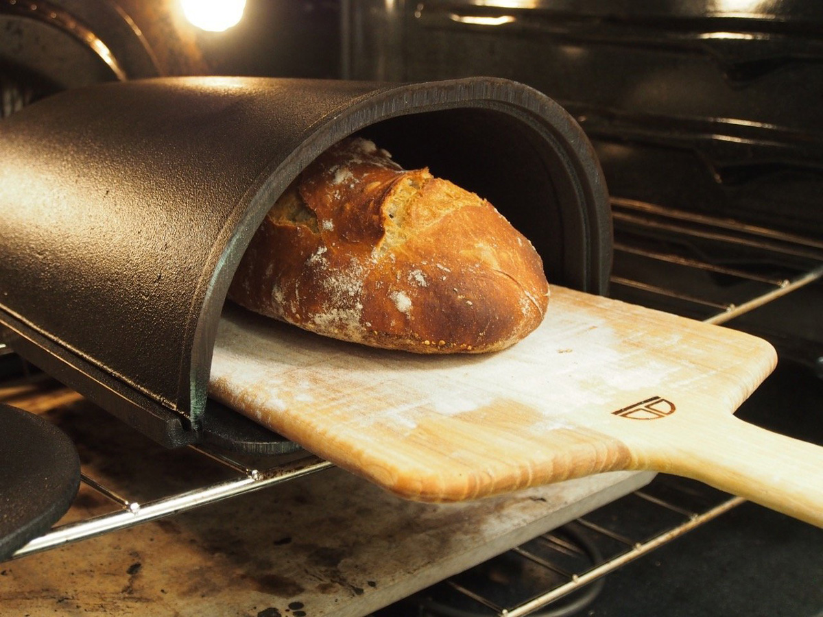 how to prepare bread at home