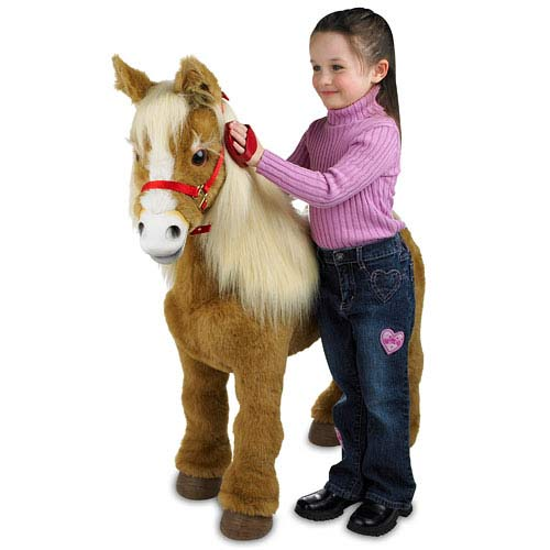 Top Furreal Friends Toys : Furreal pony giant life like interactive the