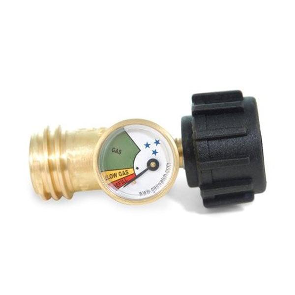 Gaswatch Propane Tank Gauge Amp Leak Detector The Green Head