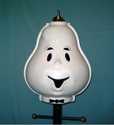 Ghost Lamplighter