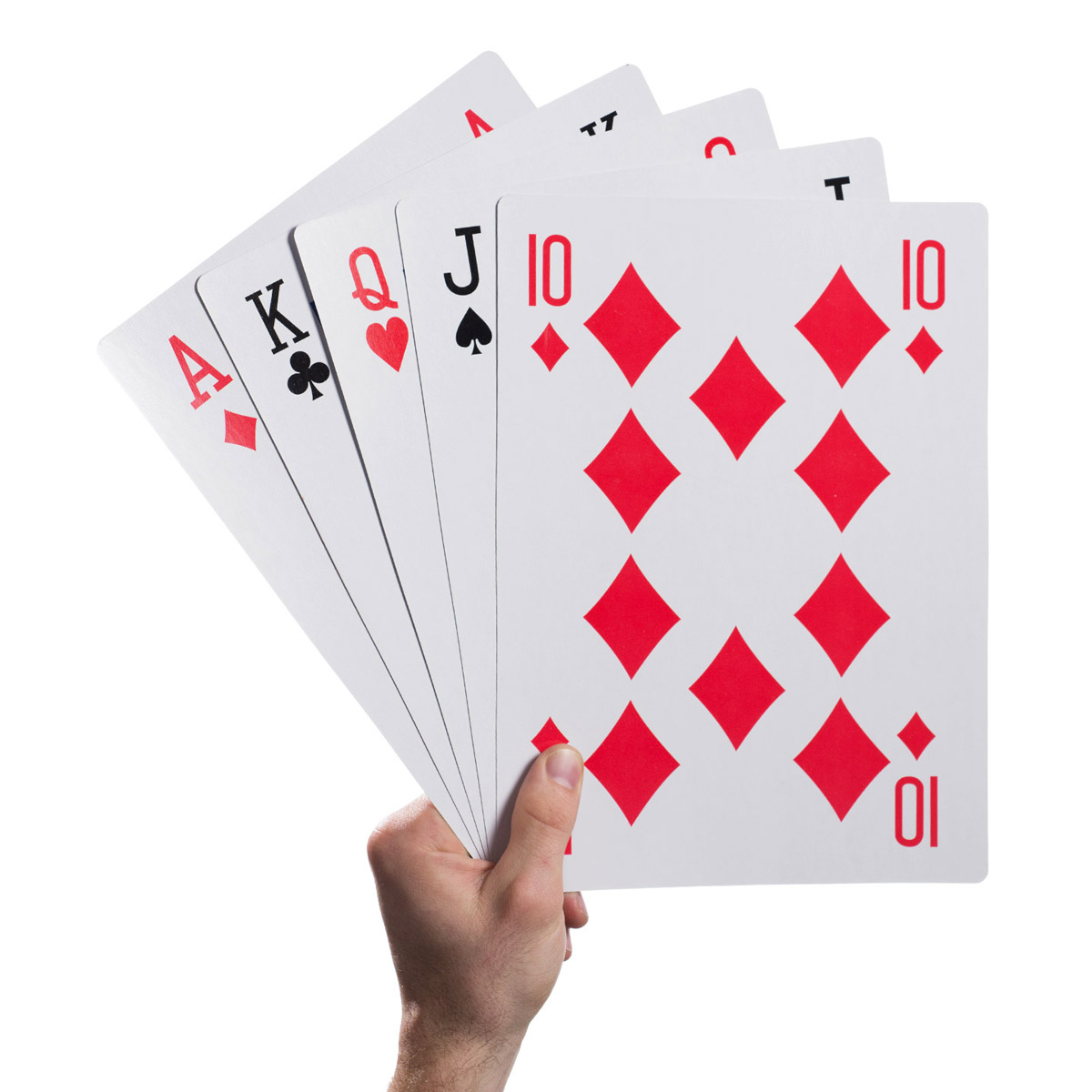 playing cards with pictures