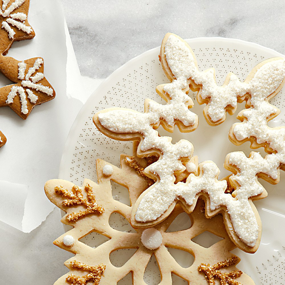 Giant Snowflake Stainless Steel Cookie Cutters