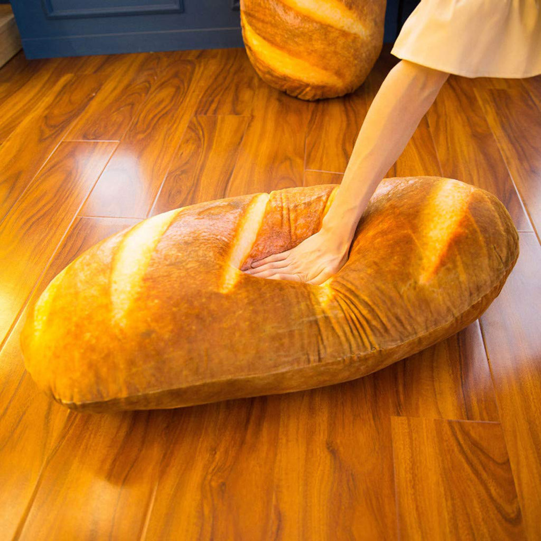Gigantic Loaf Of Bread Pillow