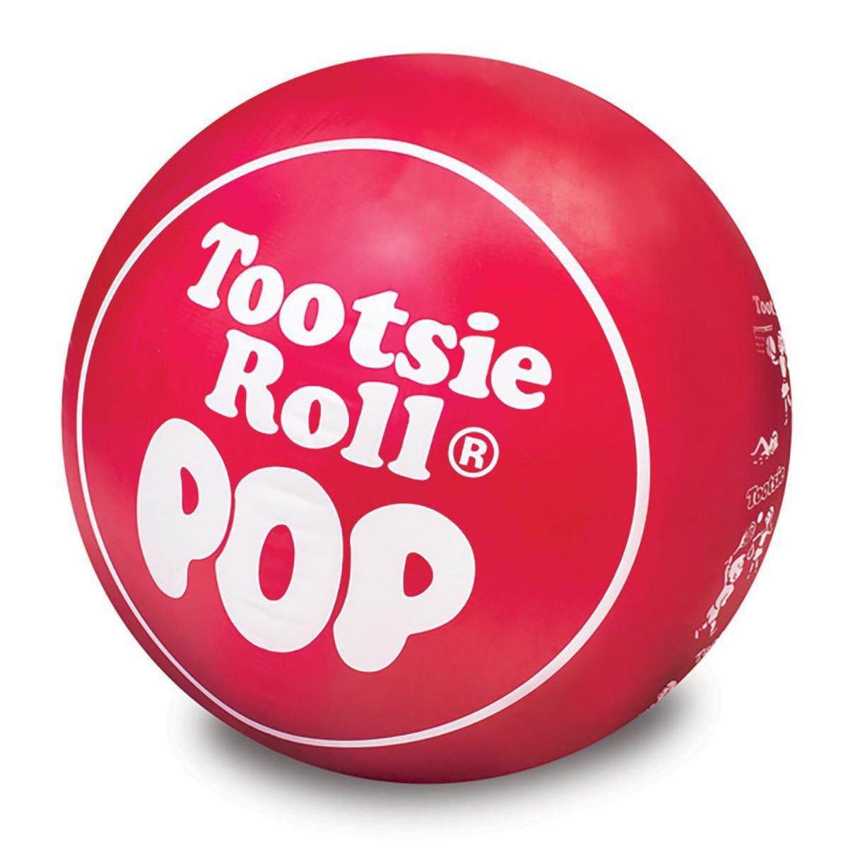 Gigantic Tootsie Roll Pop Beach Ball The Green Head