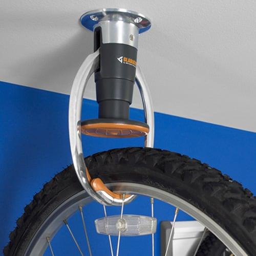 gladiator garageworks claw advanced bike storage system. Black Bedroom Furniture Sets. Home Design Ideas