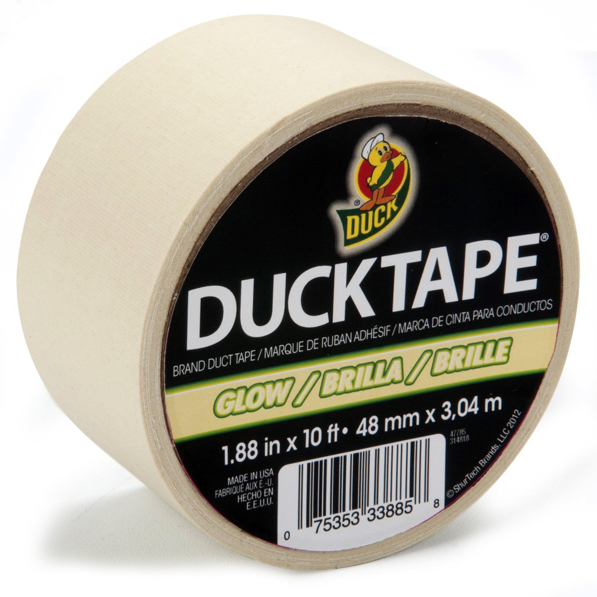 Glow in the Dark Duct Tape - The Green Head