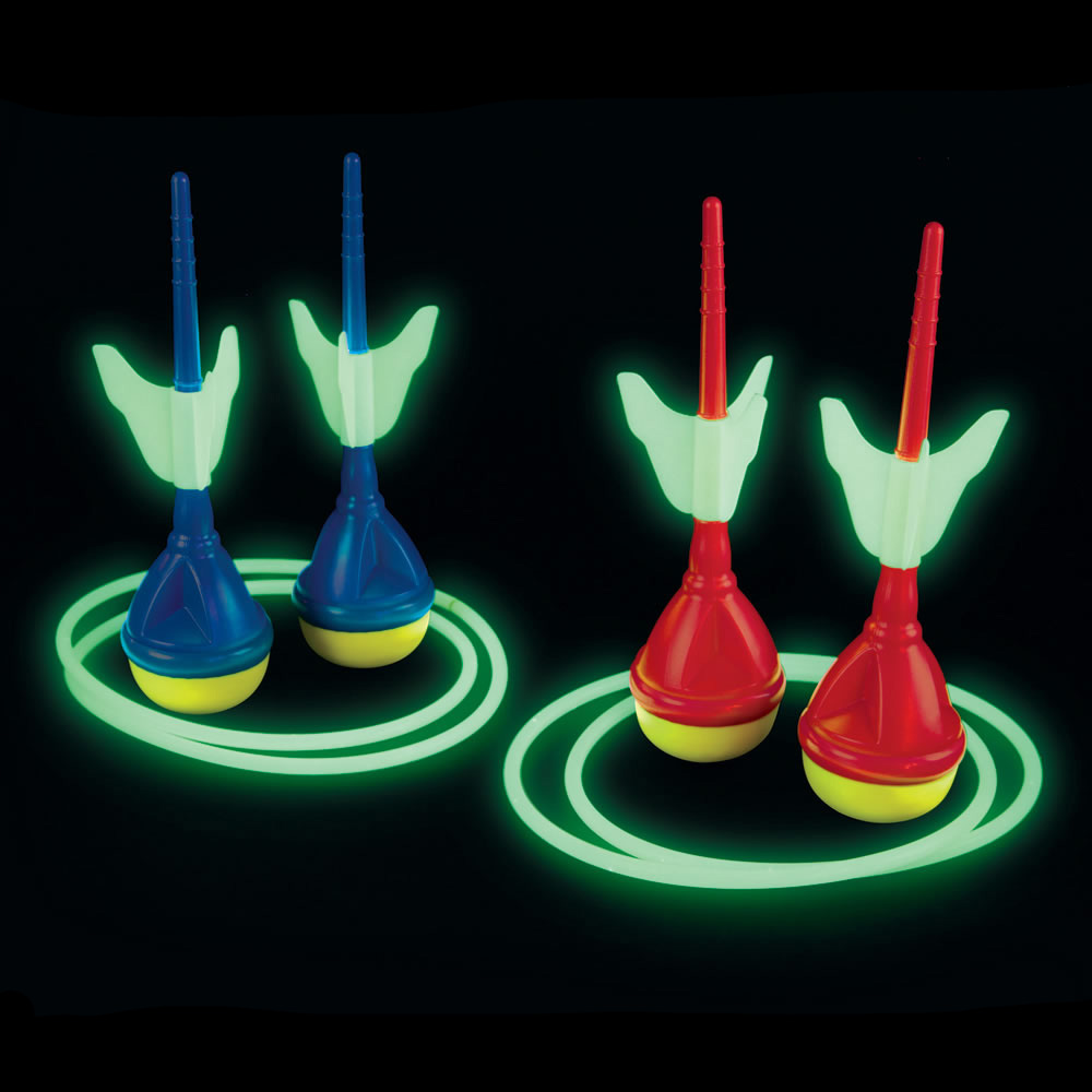 Glow In The Dark Lawn Darts The Green Head