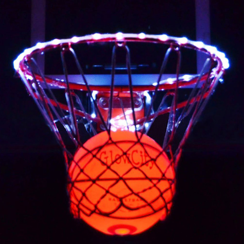 Light Up Basketball Shoes