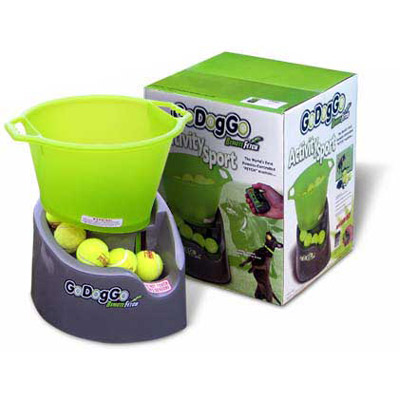 tennis machine for dogs