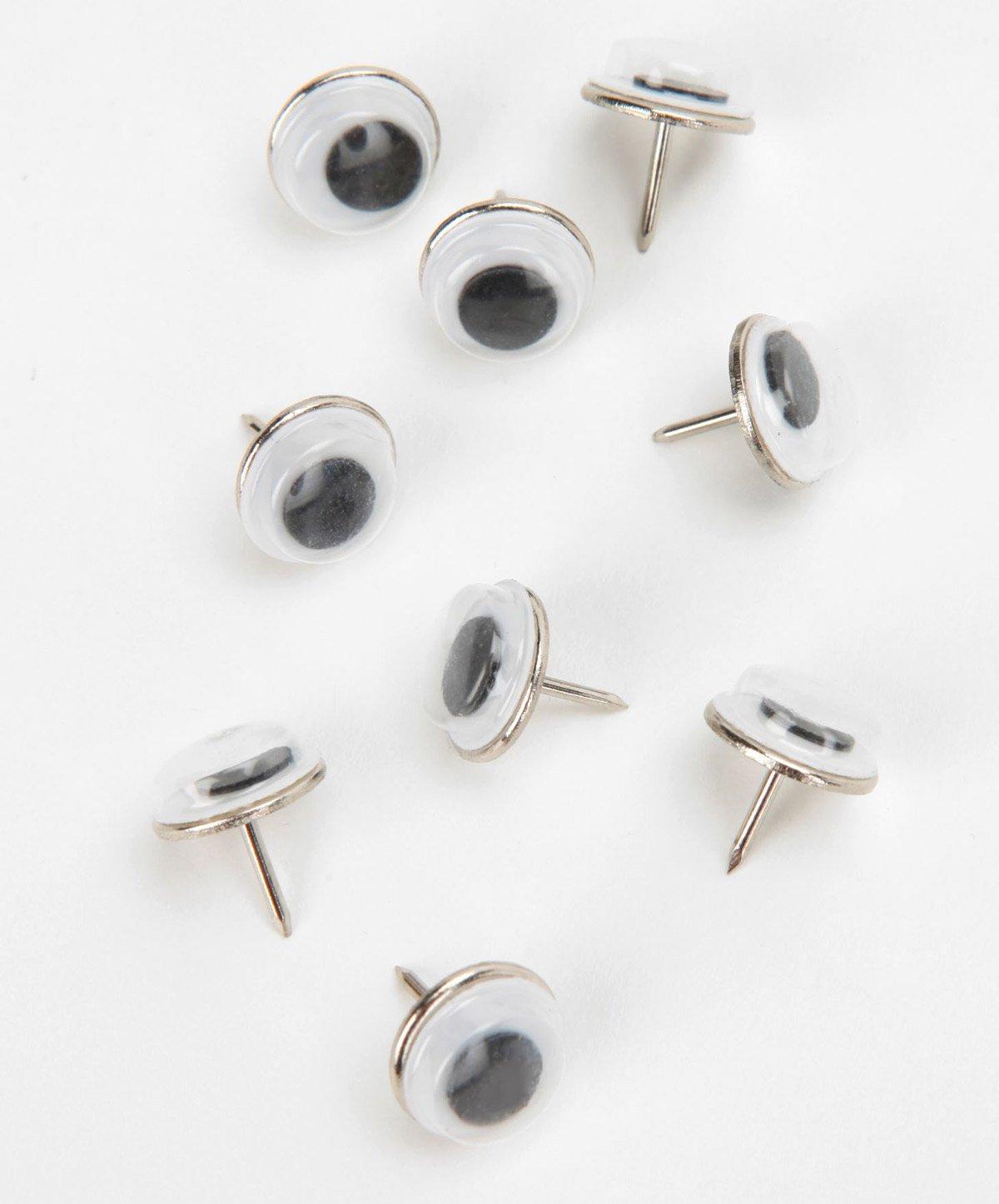 Margaux Lange — Eye Pin in Light Blue