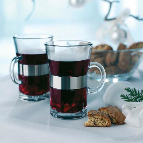 Набор из 2 стаканов для горячих и холодных напитков Rosendahl.