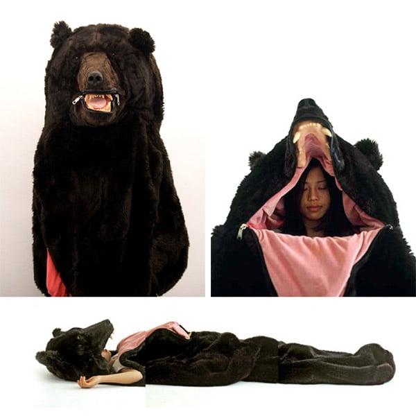The Great Sleeping Bear - Sleeping Bag