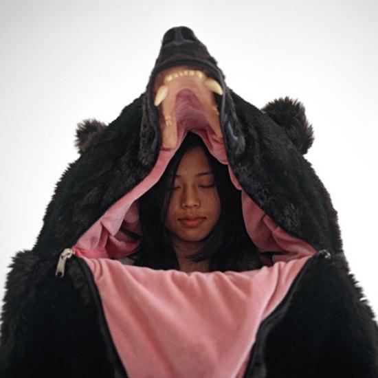 The Great Sleeping Bear Bag