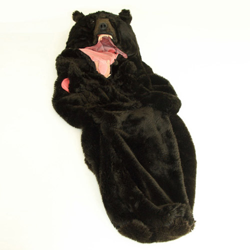 Snoozzoo Adult Brown Bear Sleeping Bag for Adults up to 75 inches Tall. by Snoozzoo. $ $ FREE Shipping on eligible orders. 5 out of 5 stars 5. Product Features THE COOLEST SLEEPING BAG EVER!!! CUDDLEKINS BLACK BEAR Inch. by Wild Republic. $ $ 39 99 $ Prime. FREE Shipping on eligible orders.