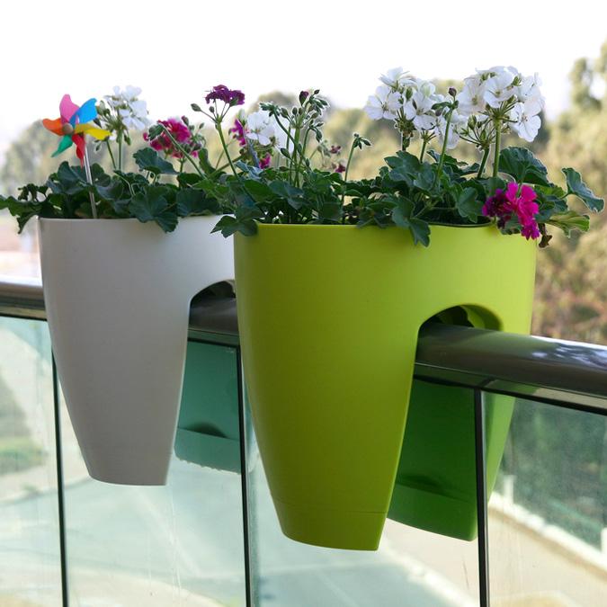 Цветы на балконе: роскошная коллекция ярких идей, часть 1.