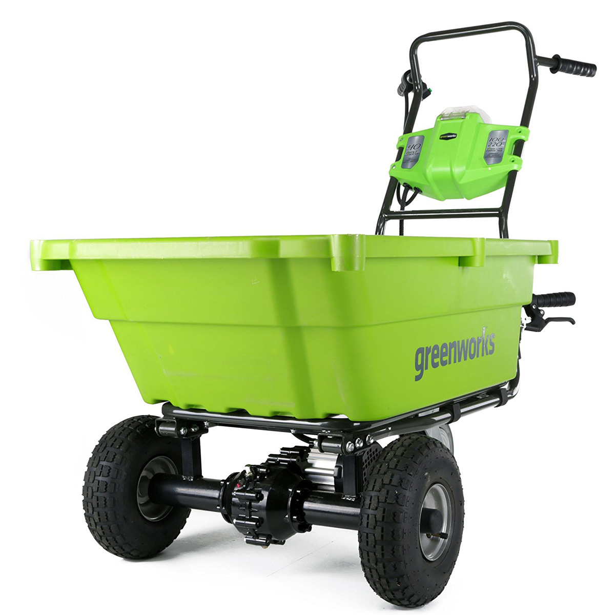 yard the diy depot utility garden lb steel carts gorilla cart p home