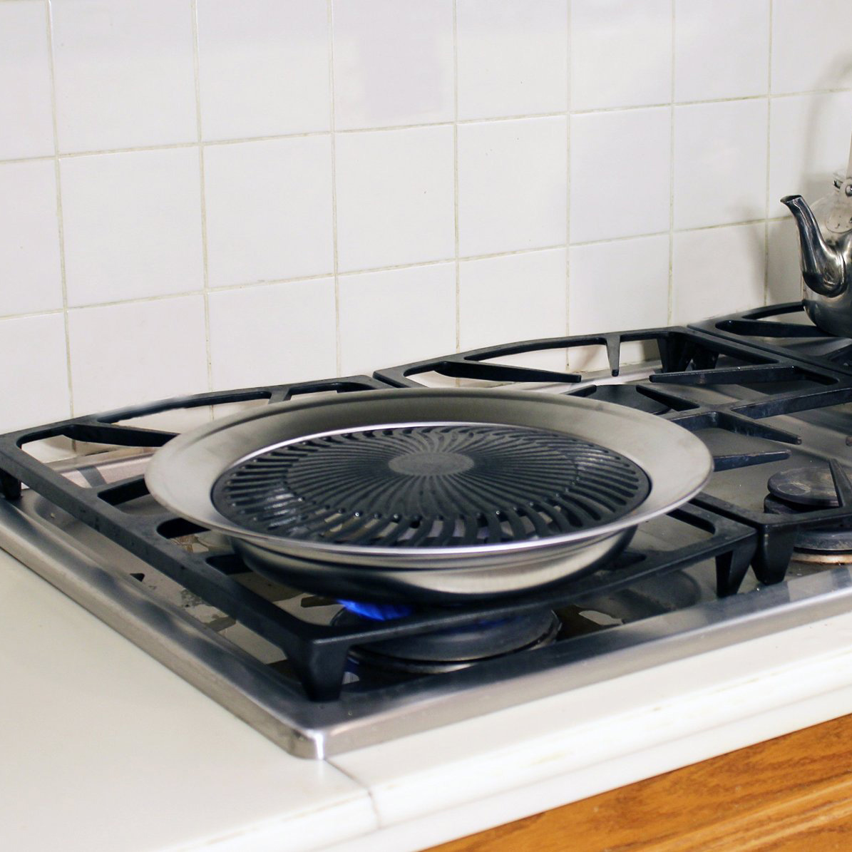Image Gallery indoor stove top grill