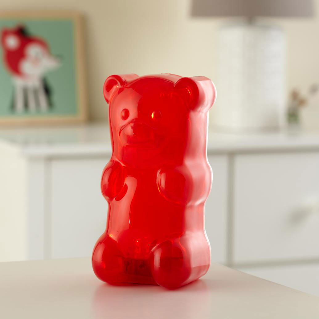 Gummy Bear Nightlight The Green Head