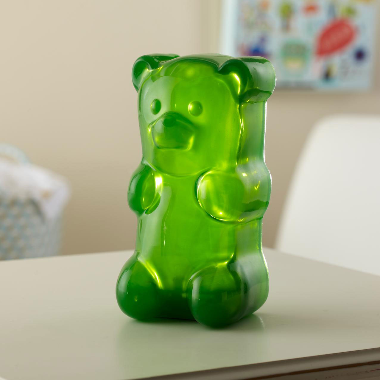 Gummy Drink Bottle