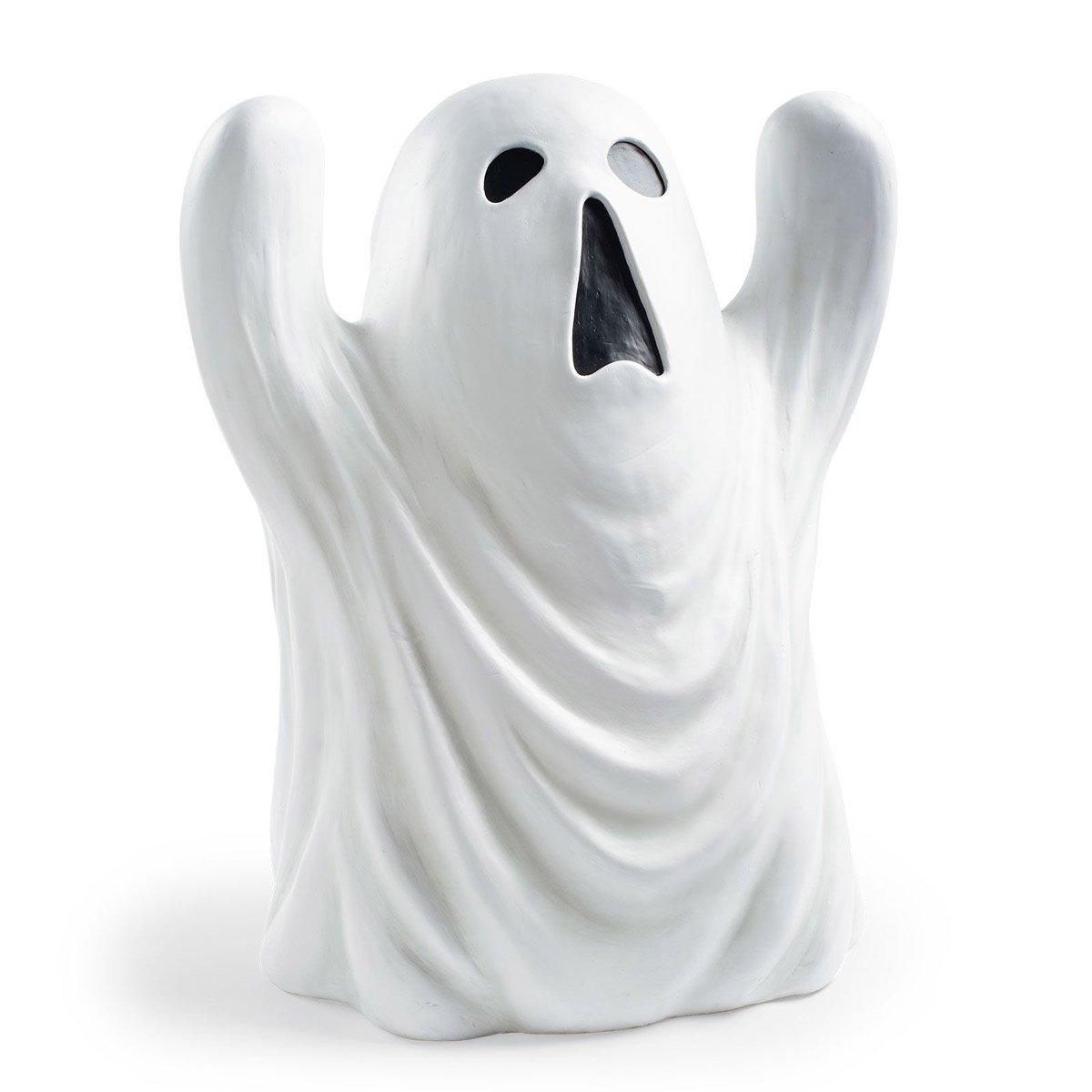 Halloween Ghost Statue...