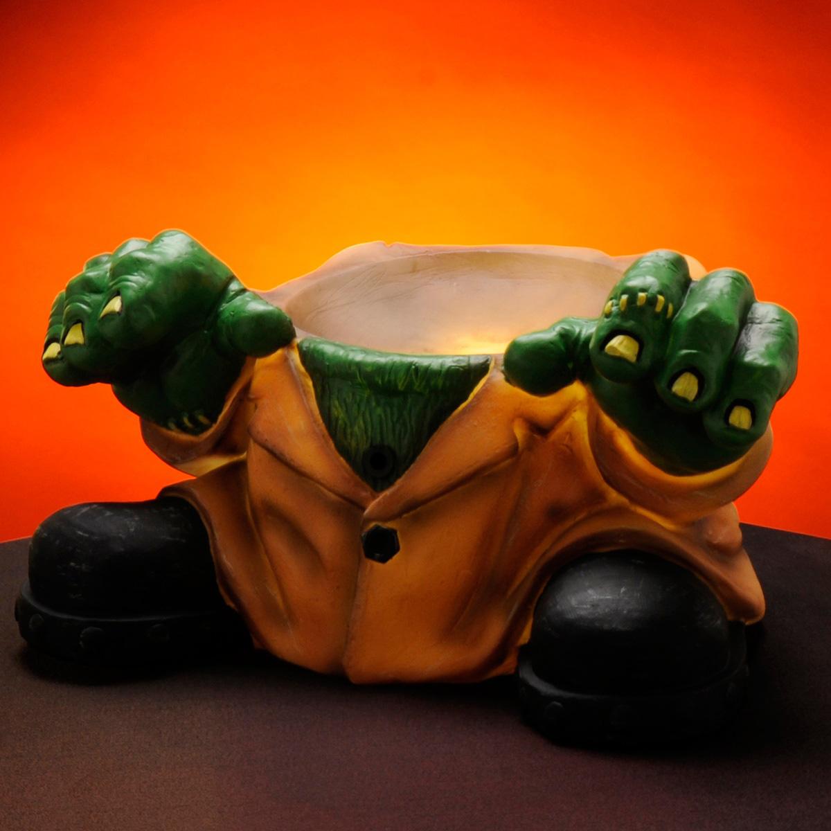Halloween Pumpkin Pals Jack O Lantern Holders The