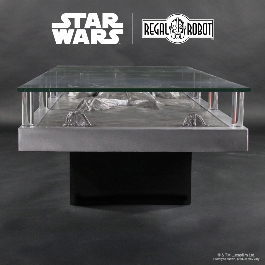 han table 28 images han in carbonite coffee table  : han solo frozen in carbonite coffee table 4 from 45.32.161.28 size 900 x 900 jpeg 160kB