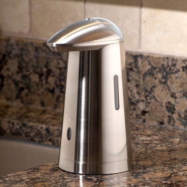 stainless steel handsfree soap dispenser - Touchless Soap Dispenser