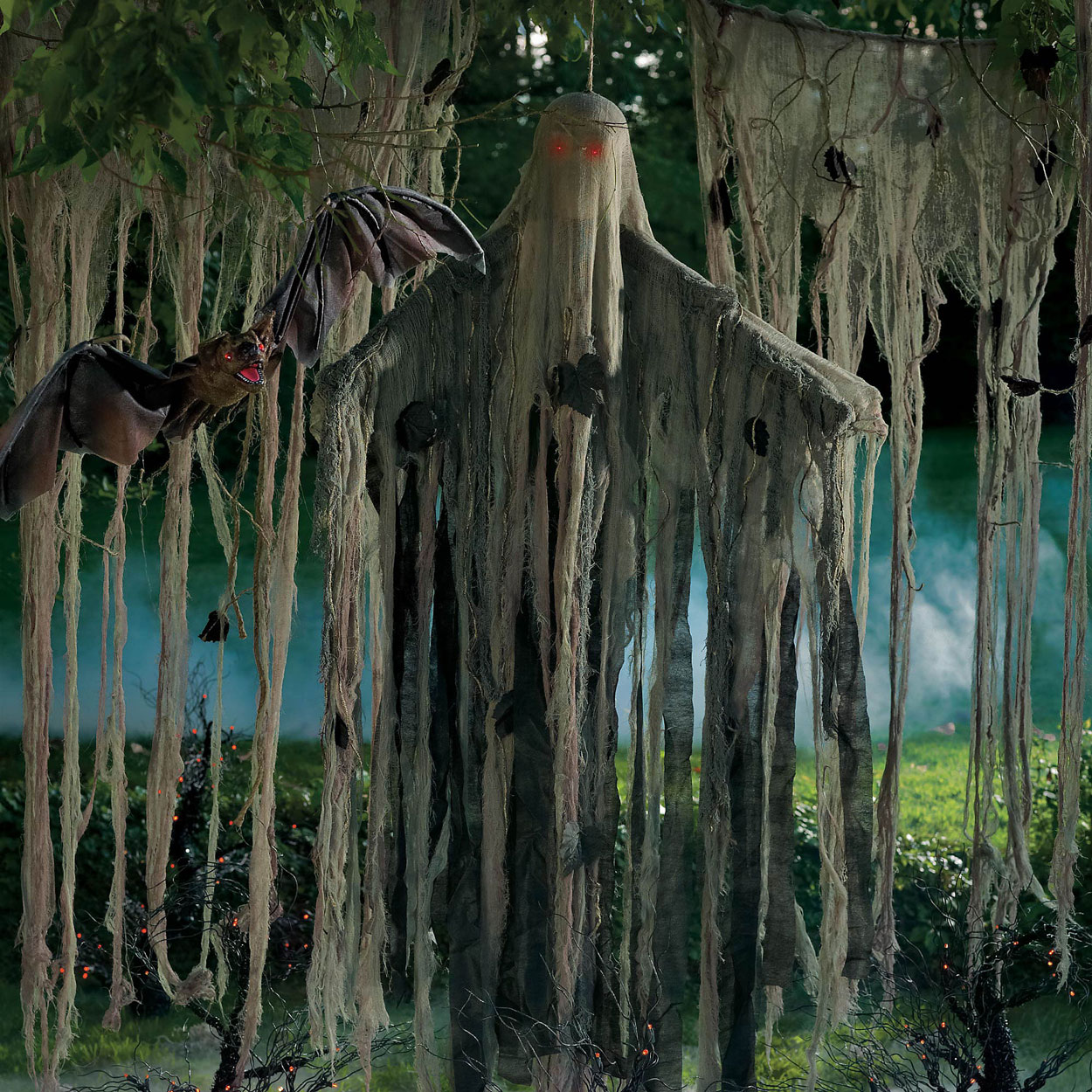 Hanging Swamp Man