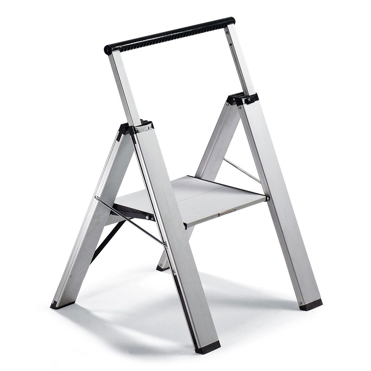 Groovy Heavy Duty Slimline Step Ladder Inzonedesignstudio Interior Chair Design Inzonedesignstudiocom