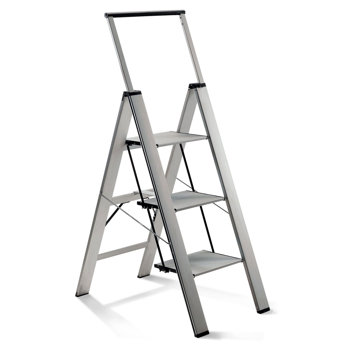 Heavy Duty Slimline Step Ladder
