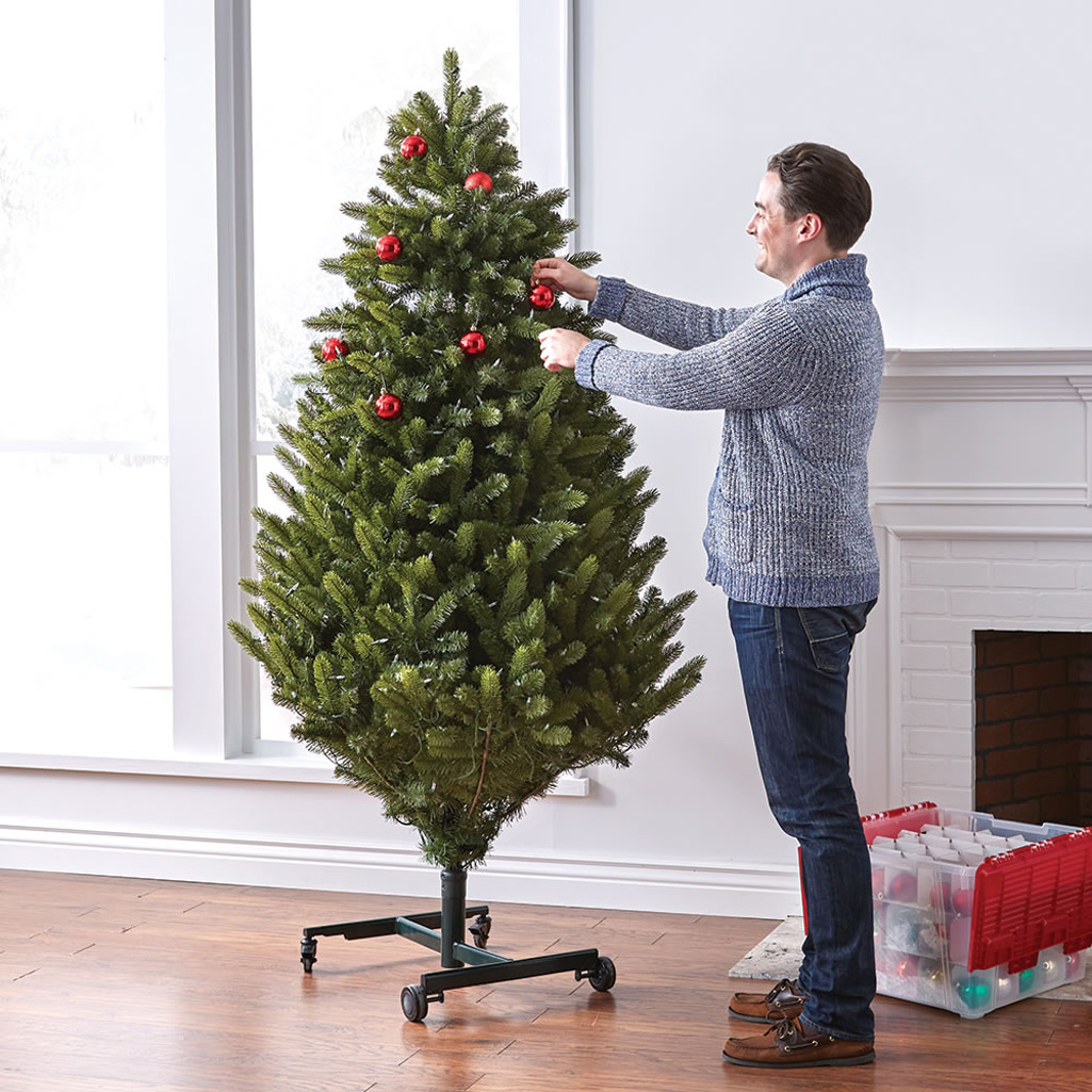 100+ [ Tabletop Snowing Christmas Tree The ] : Artificial Tabletop Trees Balsam Hill,Bubbling ...