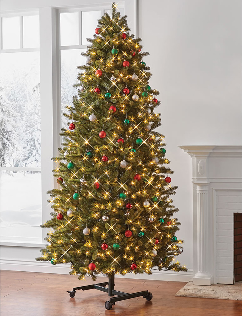 christmas tree height for 12 foot ceiling
