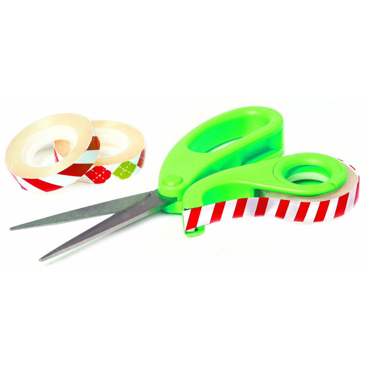 Holiday ScissorTape - Scissors and Tape All-In-One