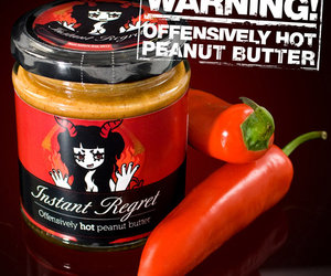12 Million Scoville - Instant Regret World's Hottest Peanut Butter