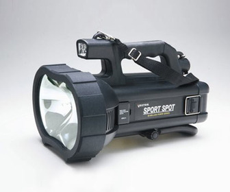20 Million Candlepower Spotlight / Flashlight - New World's Brightest Flashlight!