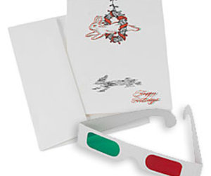 3D Holiday Cards