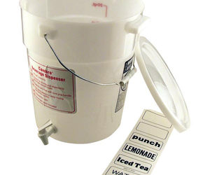6 Gallon Beverage Bucket Dispenser