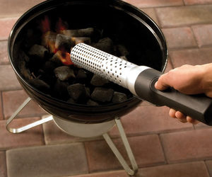 60 Second Charcoal Starter - No Lighter Fluid Needed