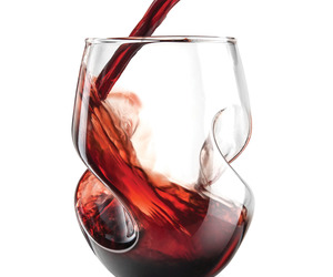 Aerating Stemless Wine Glasses