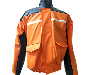 Air-Conditioned Rain Jacket