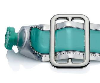 Alessi Buckle - Toothpaste Tube Squeezer