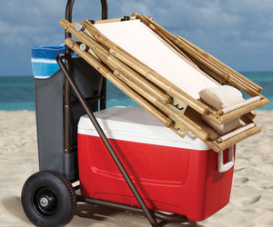 All-Terrain Cooler Cart
