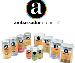 Ambassador Organics - Biodynamic Coffee, Tea and Spices